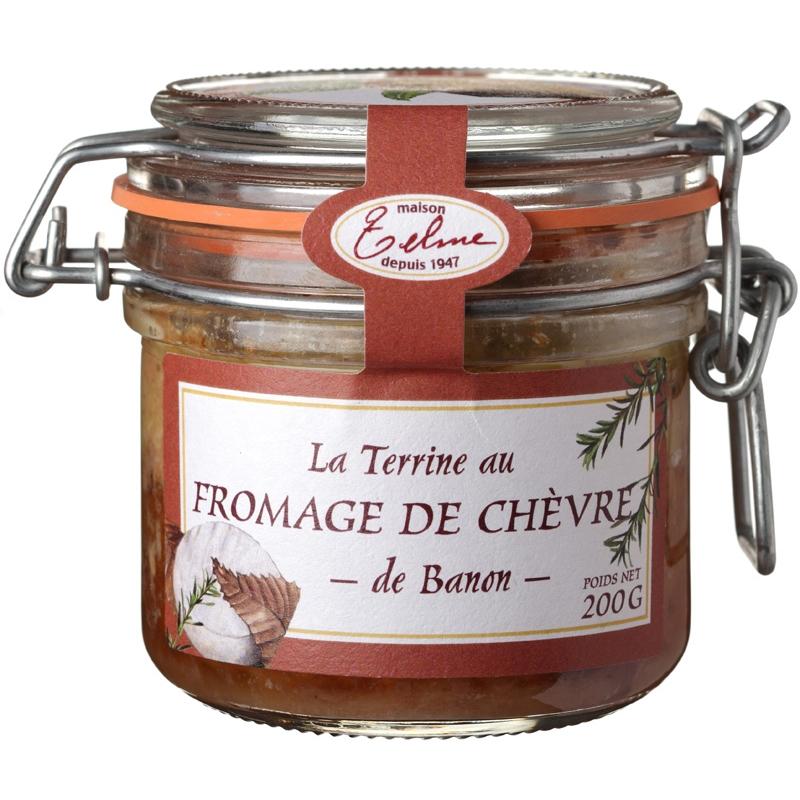 Terrine au fromage de Banon AOC