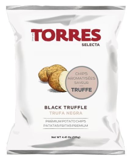 Chips aromatisées à la truffe 150g