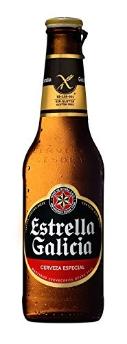 Estrella Galicia sans gluten