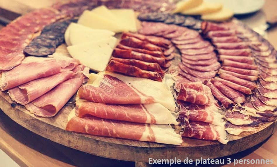 Mix Spanish meats / person