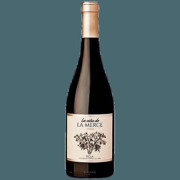 La Viña de la Merce, AOP Rioja, Crianza, 2016