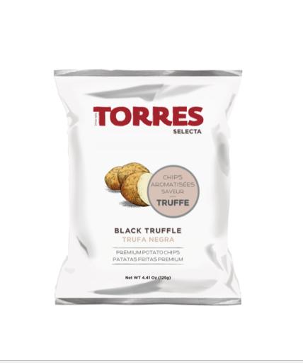 Chips aromatisées à la truffe 40g