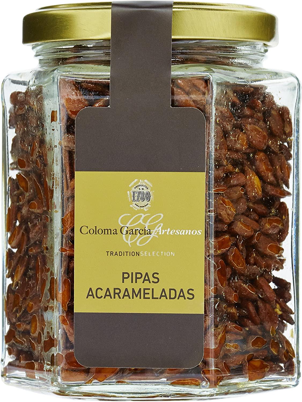 Graines de tournesol caramélisées (Pipas)