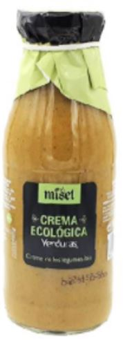 Crème de légumes BIO